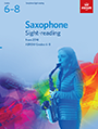 Saxophone Sight-Reading 2018 (Grades 6-8)